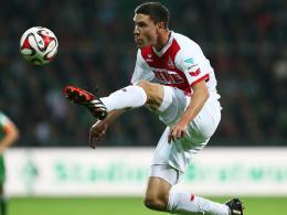 Neuling: Kölns Jonas Hector reist zum ersten Mal zur A-Nationalmannschaft.