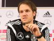 Sieht der Partie in Georgien selbstbewusst entgegen: Deutschlands Co-Trainer Thomas Schneider.