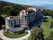 Am Genfer See gelegen: Das Hotel Eremitage in Evian-Les-Bains.