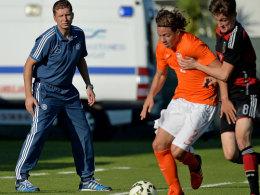Deutsche U 18 verliert zum Auftakt
