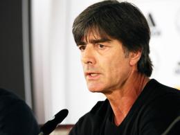 """""""Turniere sind auch für mich als Trainer die besonderen Highlights"""": Bundestrainer Joachim Löw."""