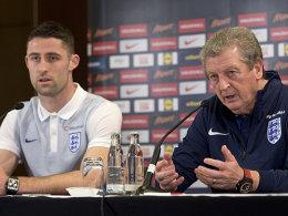 Hodgson: England wie Deutschland 2006