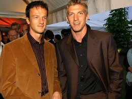 Fredi Bobic und Marko Rehmer