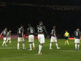 """Bislang hat """"die Mannschaft"""" eine trübe Post-WM-Statistik abgeliefert."""