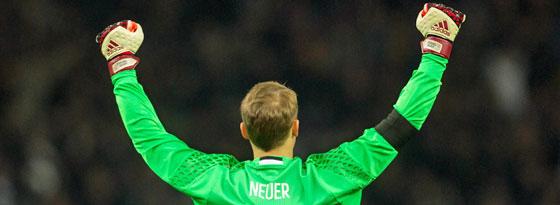 Will auch in Frankreich die Fäuste ballen können: Manuel Neuer.