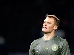 DFB-Elf ohne Neuer gegen Italien - Hummels fit