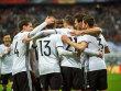 Die DFB-Elf bejubelt das 3:0 gegen Italien im j�ngsten Testspiel.