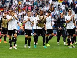 Nationalspieler kassieren 50.000 Euro f�rs Viertelfinale