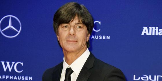 Bundestrainer Joachim L�w