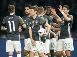 28 von 40: RTL zeigt weitere DFB-Spiele bis 2022