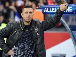 Kader-Voting: Kein Platz f�r Podolski