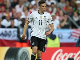 Draxler f�r G�tze: Reus fehlt mehr als bei der WM 2014