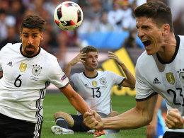 Die kicker-Noten: Draxler sticht im DFB-Team heraus