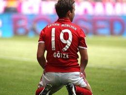 Umfrage: Ist es richtig, Mario G�tze zur�ck nach Dortmund zu holen?