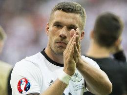 Podolski tritt aus der Nationalelf zur�ck