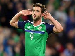 Nordirland ohne Grigg gegen Deutschland
