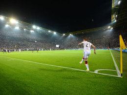 DFB bestätigt: März-Test in Dortmund gegen England