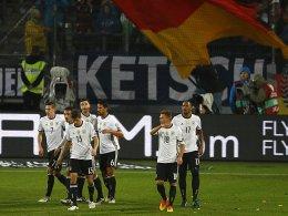 FIFA-Weltrangliste: DFB-Elf ist Zweiter