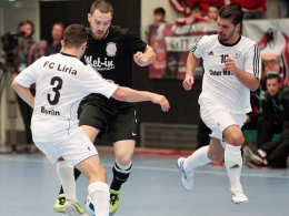 Früher Hertha, heute Futsal: Hartmanns spätes Glück