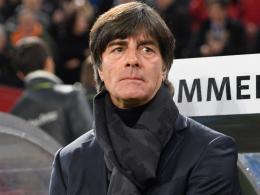 Der DFB zählt weiter auf Löw