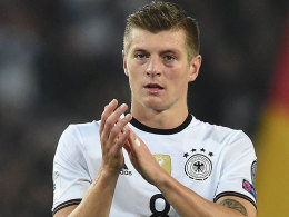 Kroos fällt für Länderspiele aus