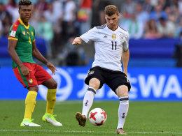 LIVE! Keine Tore - Licht und Schatten gegen Kamerun