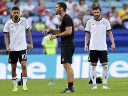 LIVE!-Bilder: Über Kamerun ins Halbfinale?