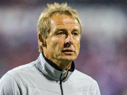 Klinsmann zu DFB-Elf: