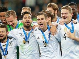 DFB-Team wieder Weltranglistenerster
