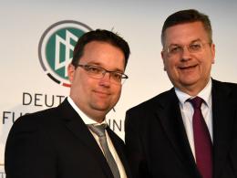 DFB-Finanzbericht 2016: Schwarze Zahlen und