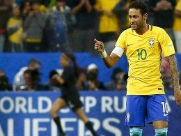 Weltrangliste: Brasilien stößt Deutschland vom Thron