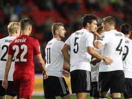 2:1-Arbeitssieg: Hummels hält die deutsche Weste weiß