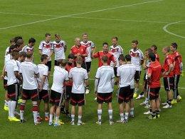 Medien: WM-Trainingslager erneut in Südtirol
