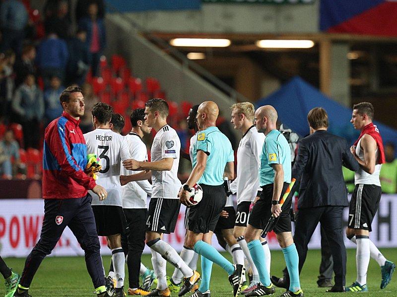 FIFA leitet nach Nazi-Eklat Disziplinarverfahren gegen DFB ein