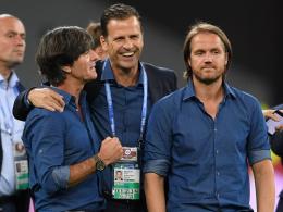 DFB-Elf bezieht WM-Quartier nahe Moskau - Test gegen Österreich