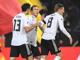 DFB-Elf testet gegen Russland - Spanien-Spiel ausverkauft