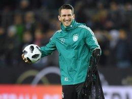 Dietrich: Von RB Leipzig fest zum DFB
