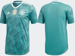 DFB auch in Grün zur WM 2018