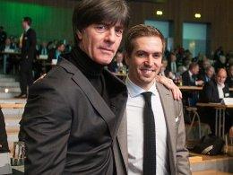 Philipp Lahm: Mit der DFB-Delegation zur WM
