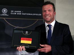 Club der Nationalspieler: Matthäus übernimmt