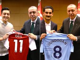 Nach Kritik an Erdogan-Treffen: Gündogan erklärt sich