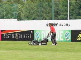 Acht Spieler fehlen: DFB-Elf startet WM-Vorbereitung