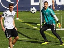Gomez trainiert wieder