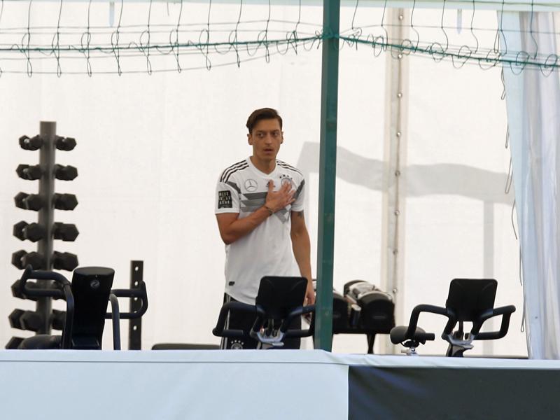 WM-Sorgen um Mesut Özil, Timo Werner gegen Saudi-Arabien fraglich