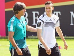 Ja zu Reus und Özil, Nein zu Draxler