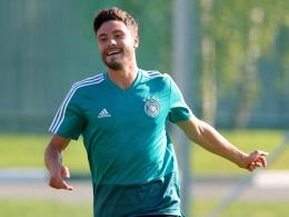 Hector steht gegen Schweden bereit