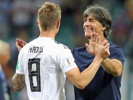 Pomadig, ziellos, nervenstark: Kroos als Sinnbild der DFB-Elf