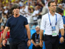 kicker-User: DFB sollte sportliche Führung erneuern