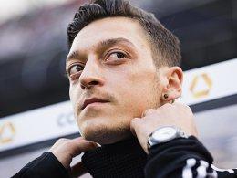 Mesut Özil tritt aus der Nationalmannschaft zurück