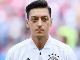 Özil: Rücktritt mit Knalleffekt